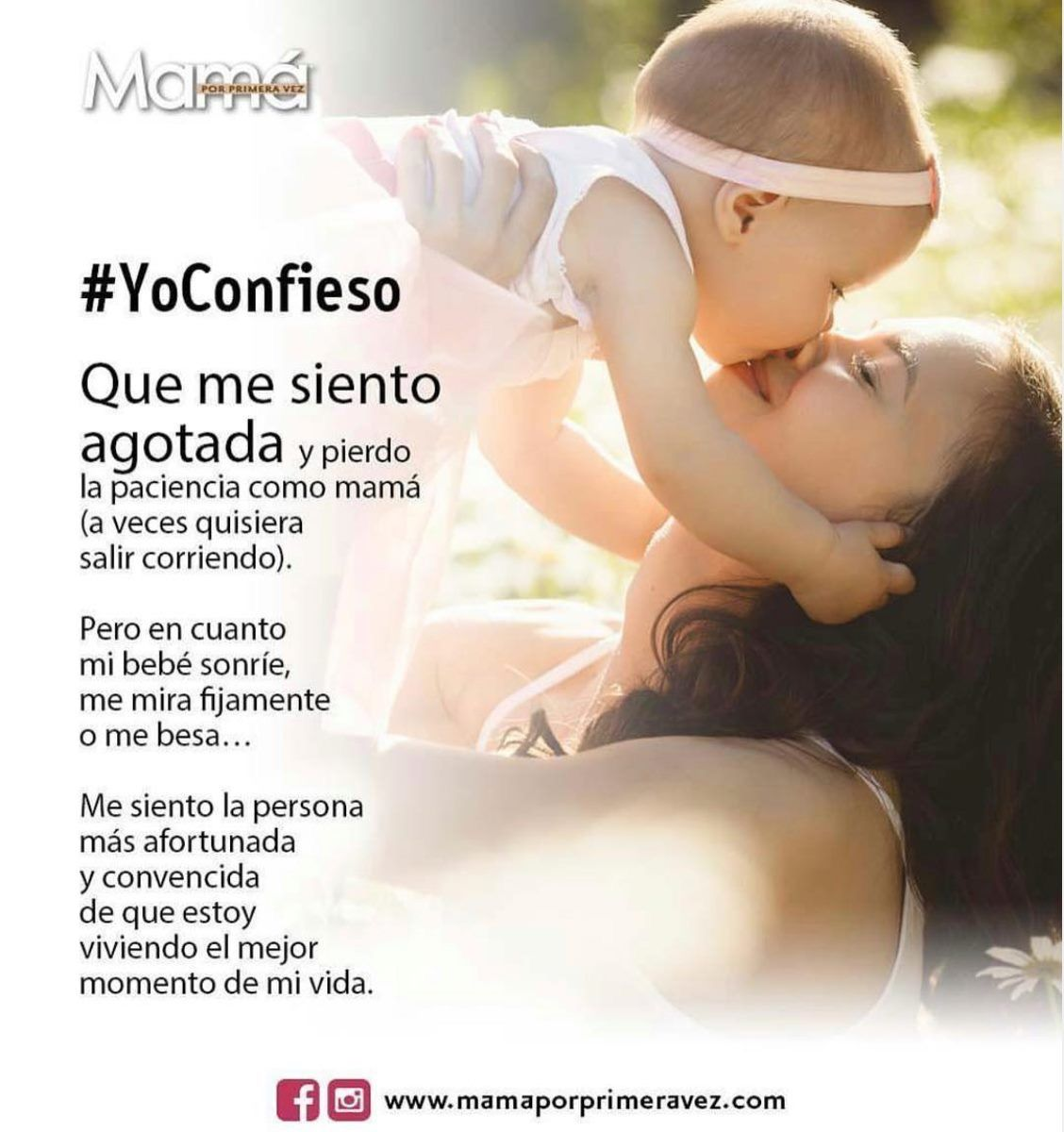 Yoconfieso Mom Baby Quotes Baby Quotes Mom And Baby