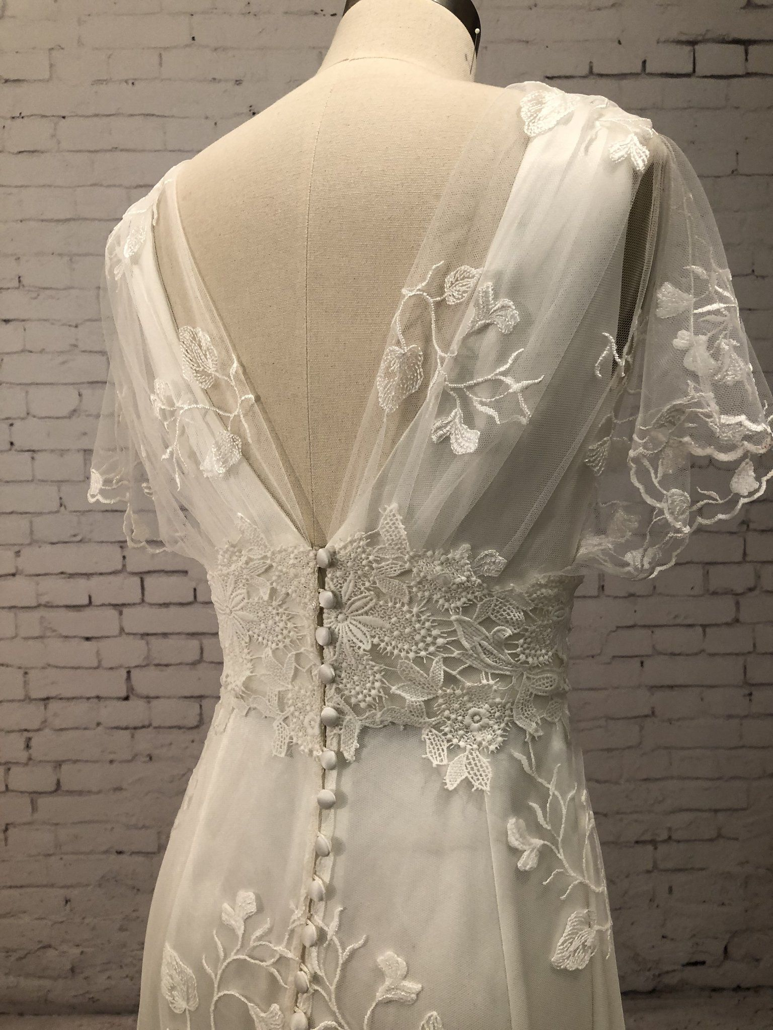 Helene Casual Wedding Dress Wedding Dresses Wedding Gowns Lace [ 2048 x 1536 Pixel ]