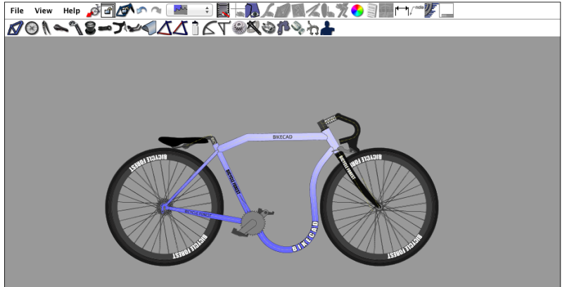 Motorcycle Frame Dimensions Design Board Tracker Frame Design