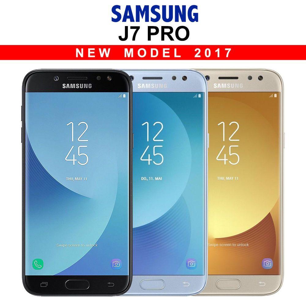 5810c58eb0 Samsung Galaxy J7 Pro 2017 SM-J730GM DS (FACTORY UNLOCKED) 32GB Blue Gold  Black  Samsung