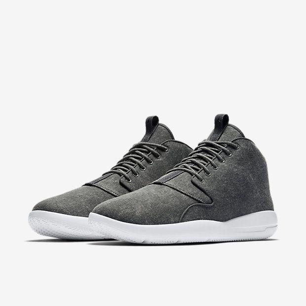 Nike JORDAN Eclipse Chukka Mens Shoes 12 Soar Blue Black 881453 405 ... 9e0d60fe4
