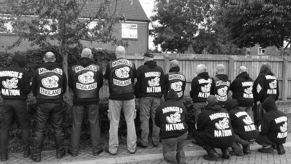 Mongols Mc Harley Gear Biker Clubs Mcs