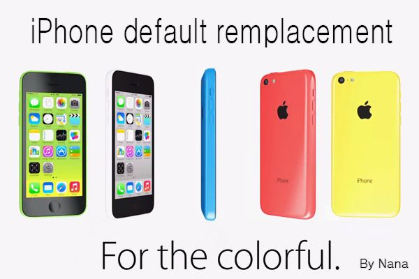 Functional phone default remplacement by Nana at Nolween via Sims 4 Updates