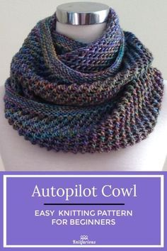 Photo of Gratis cowl strikkeoppskrifter for nybegynnere | Knitfarious