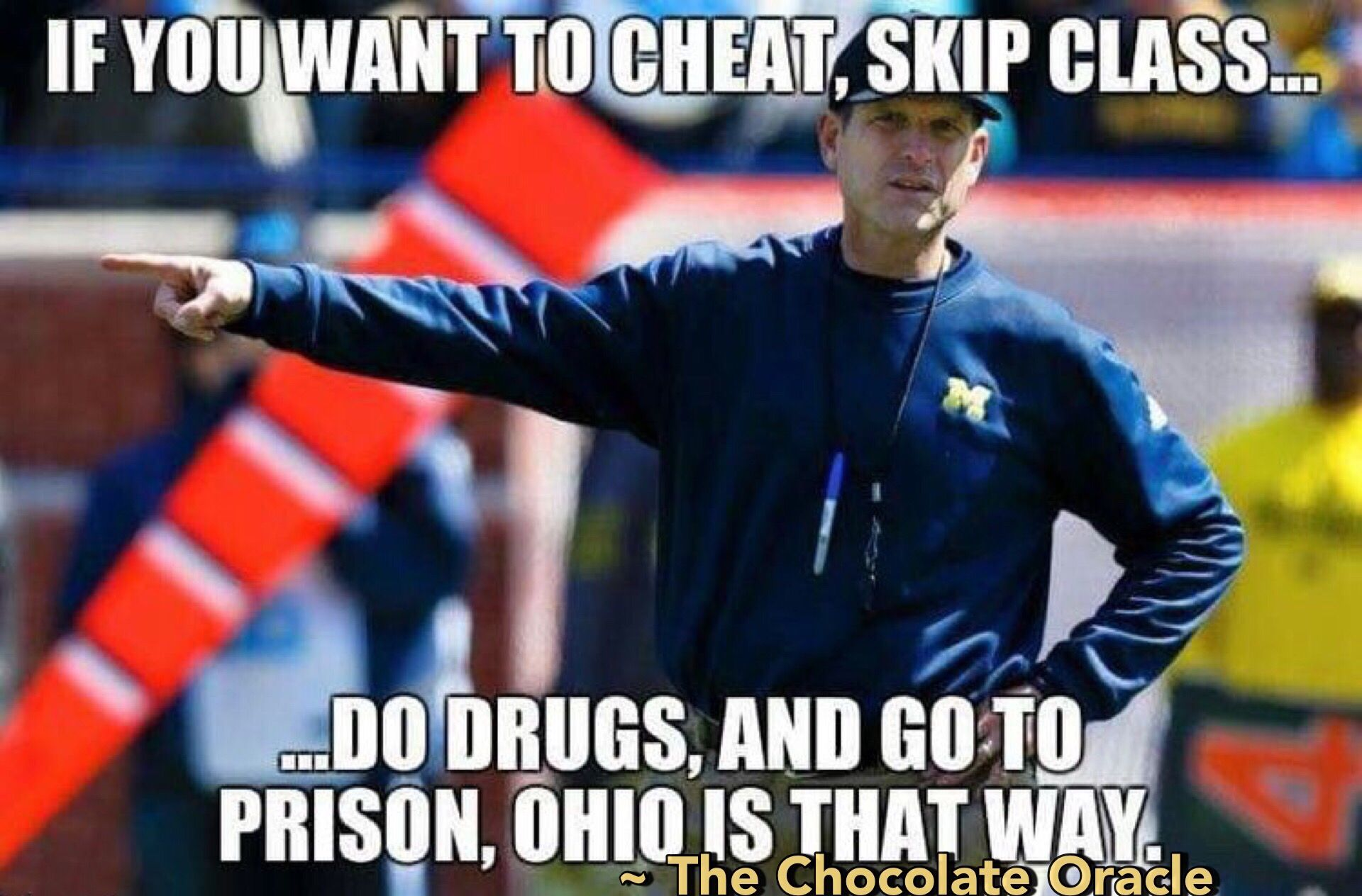 Michigan Wolverines Michiganwolverines Football Rivalry Ncaa Collegefootball Sports The Michigan Wolverines Funny Michigan Fight Song Michigan Go Blue