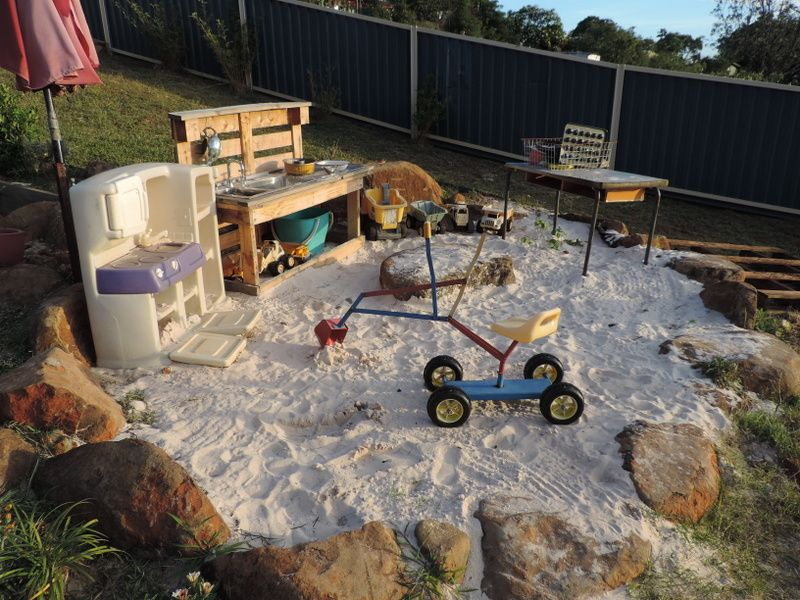 Landscaping Natural Playspaces For Children Our Progress So Far