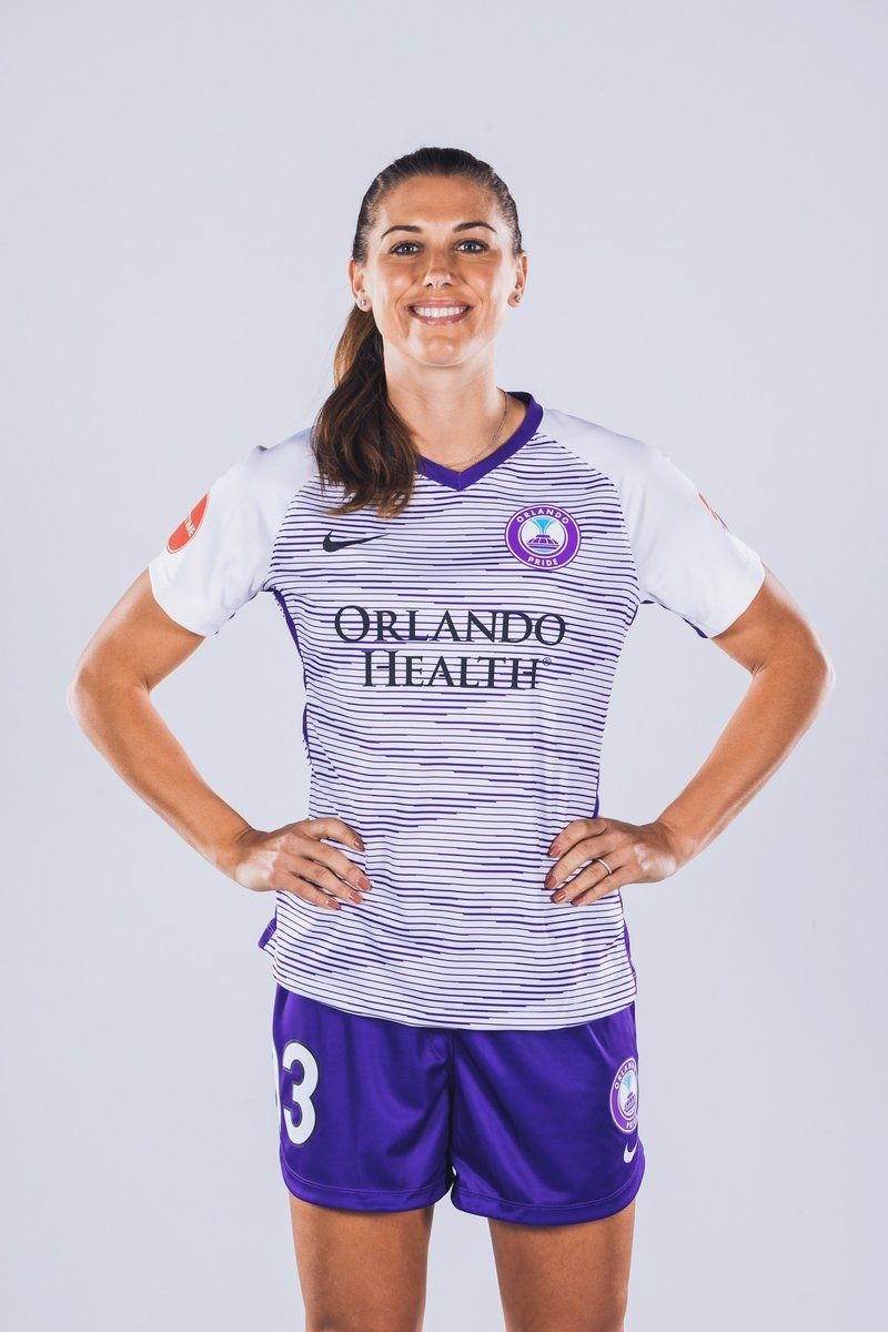 """41ba36088 """"Orlando will be #FilledWithPride on the road this year, rocking their new  Eola Energy Kits for the 2018 #NWSL season."""""""