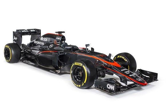 McLaren MP4-30 (Foto: McLaren))