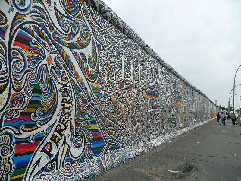 Muro De Berlin Berlin Berlin Wall East Side Gallery