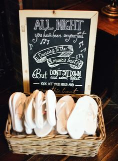 Wedding Flip Flops For Guests Photography By Http Anetamak