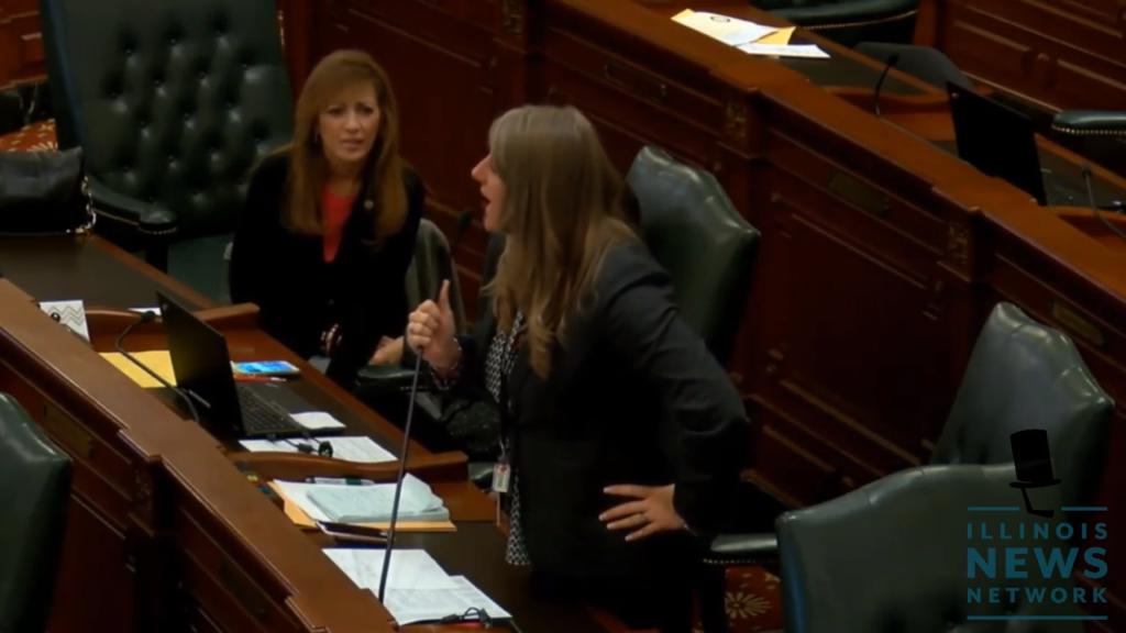 WATCH Dem Loses Temper During Debate, Tells GOP Colleague