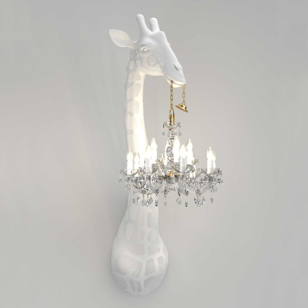 Giraffe In Love Wall Lamp I 2020 Inspirasjon Hus