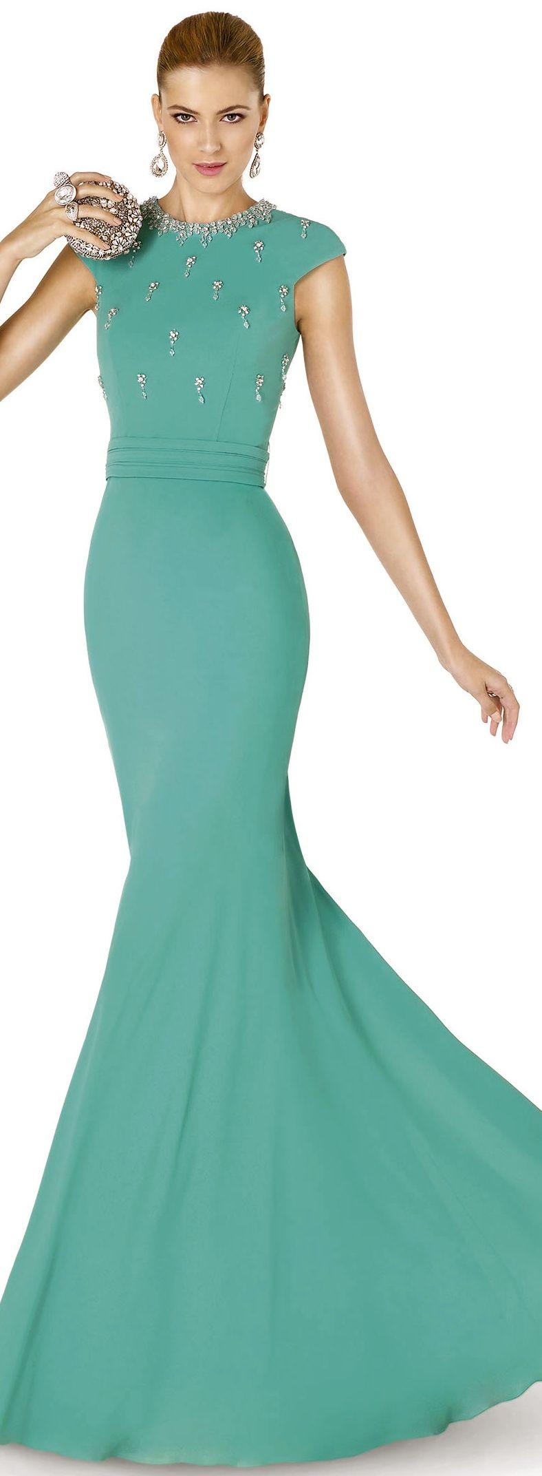 Pronovias Cocktail Collection 2015 stunning bridesmaids dress idea ...