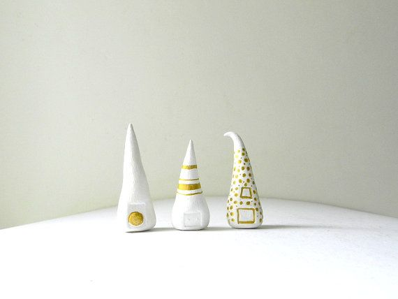 Winter in the Small Town treasury list - Houses #1 by Aleksandra Chabros on Etsy