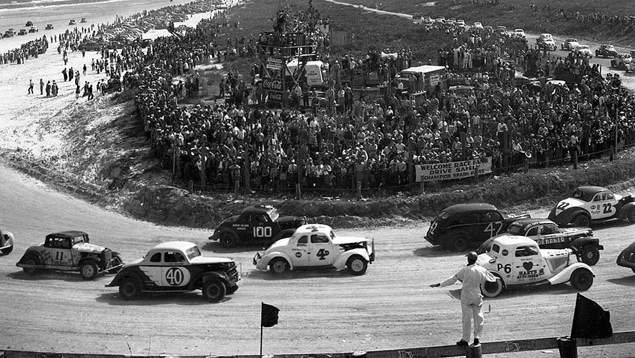 Celebrating NASCAR founded February 21, 1948 Auto