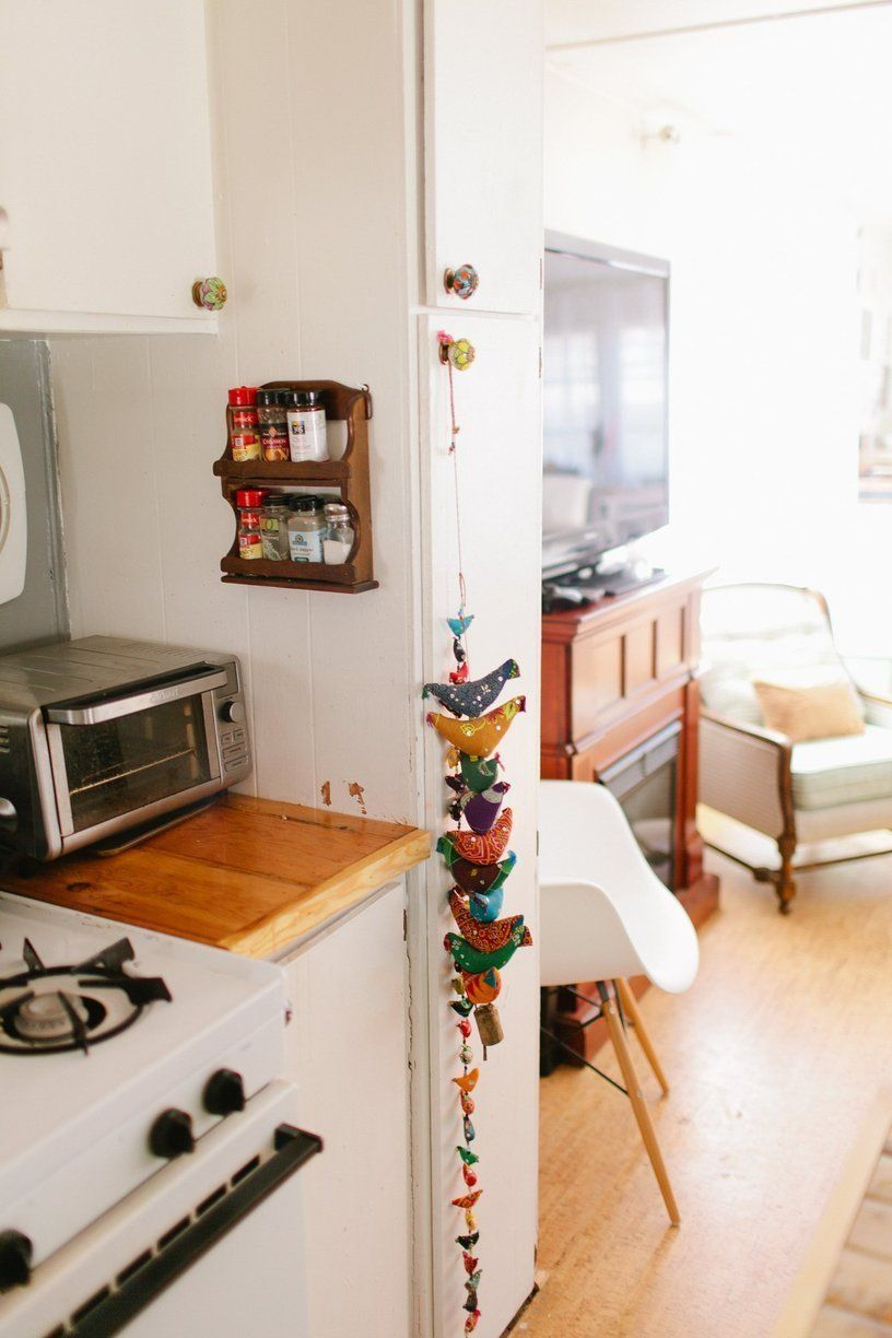 House Tour: A Re-Invented Colorado Mobile Home | Kitchens | Home