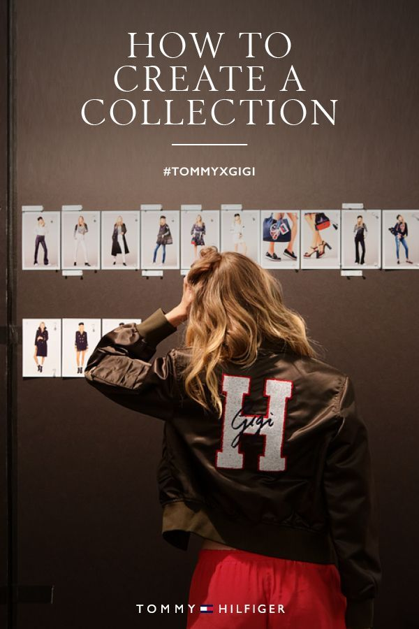 It Took Months Of Finetuning But The Tommyxgigi Is Finally Here Fashion Jobs Become A Fashion Designer Fashion Stylist