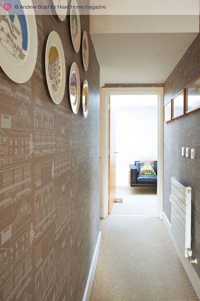 fotos ideas y consejos para decorar un pasillo