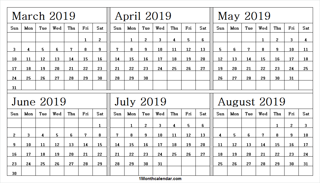 may june july 2019 calendar - 1100×630