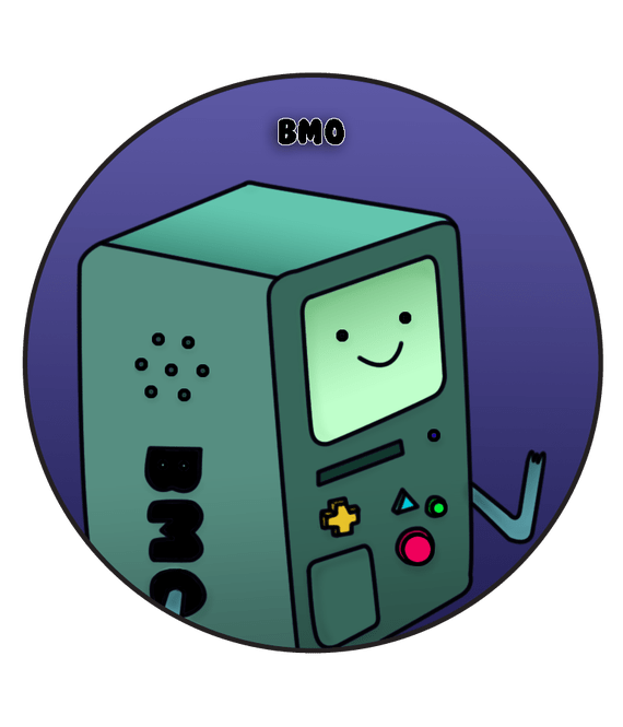 Bmo From Adventure Time On A 2 25 Or 1 5 Pin Back Button Bmo Buttons Pinback Pin Backs