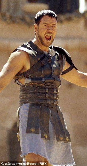 Gerard Butler Gladiator