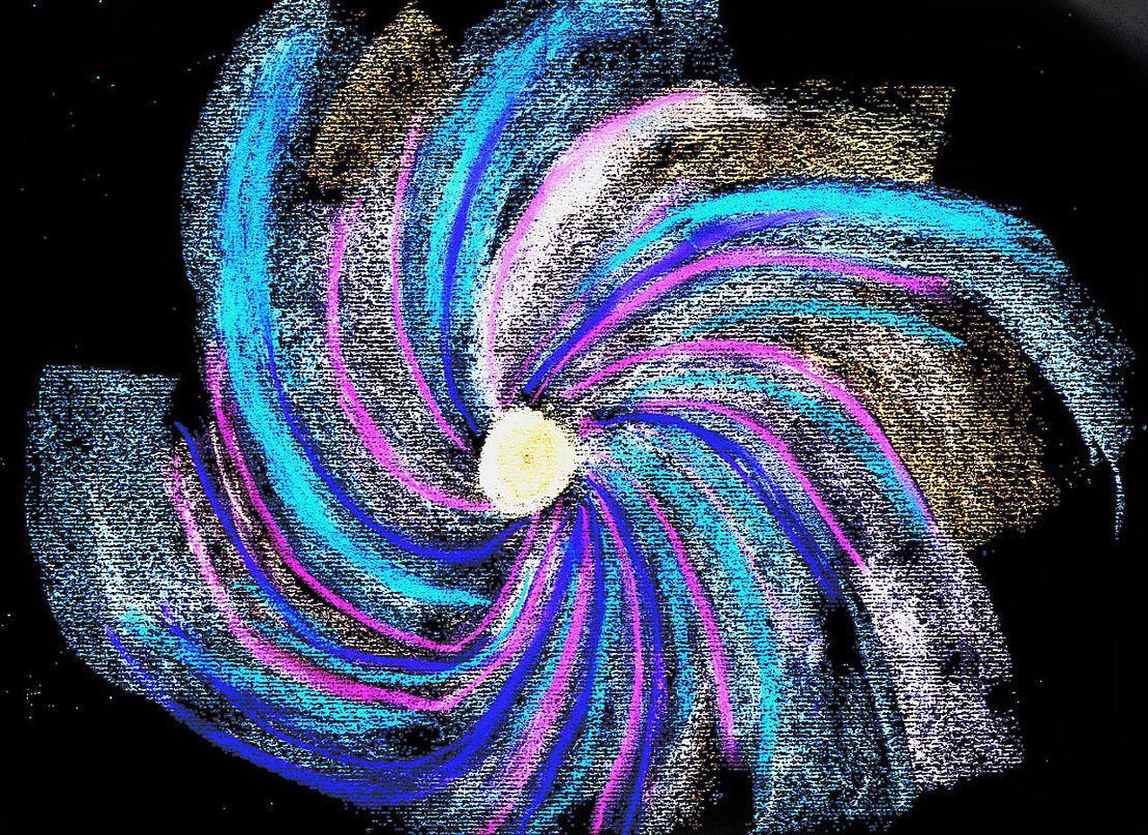 Galaxy art projects for kids | Galaxy Milky Way | ESA ...