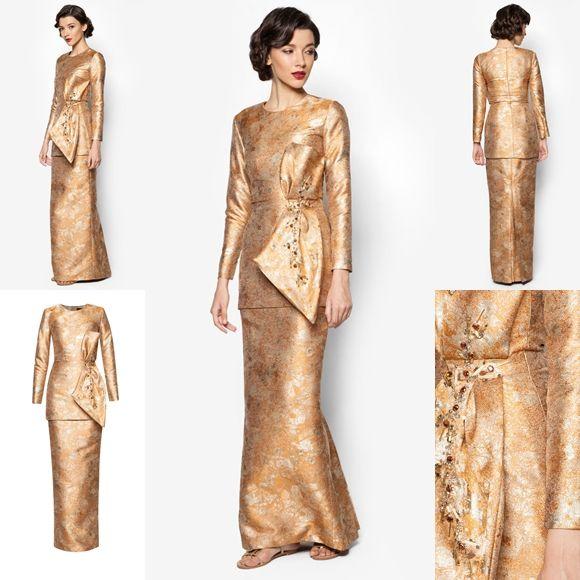 Design Baju Raya Artis : Fesyen trend terkini baju raya jat s engagement