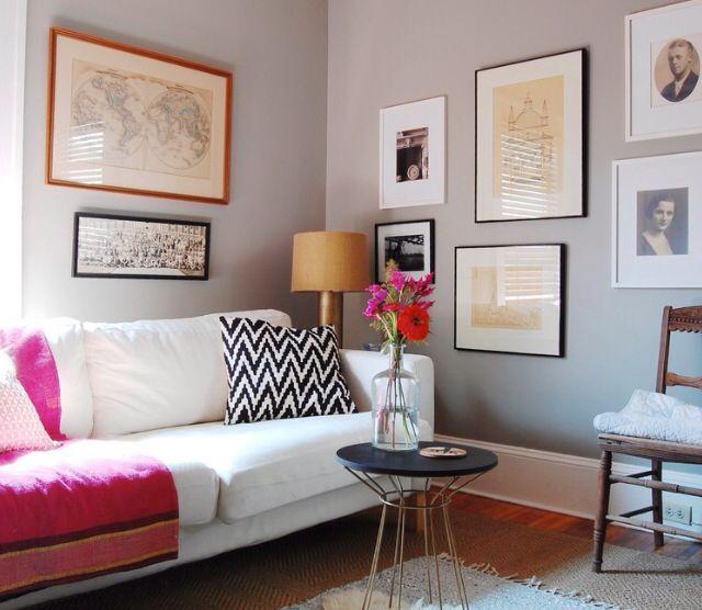 Beautiful Boho Chic Living Room