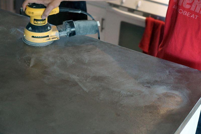 Sealer For Concrete Countertops
