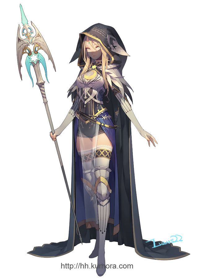 Anime Fantasy Character Design : Sheina synthetic humanoid engineered for infiltration and
