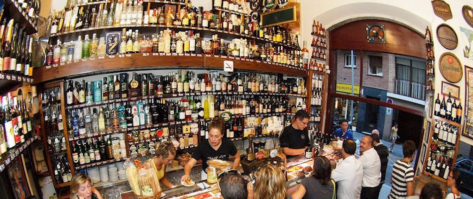 Best Bars Barcelona ~ Quimet y Quimet | Cool bars