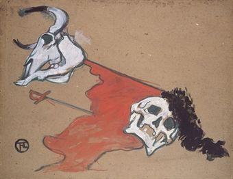 La Tauromachie Henri De Toulouse Lautrec Art Toulouse Lautrec Henri De Toulouse Lautrec