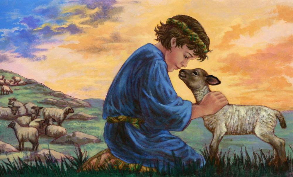 дочь пастуха картинка интеллектуальная