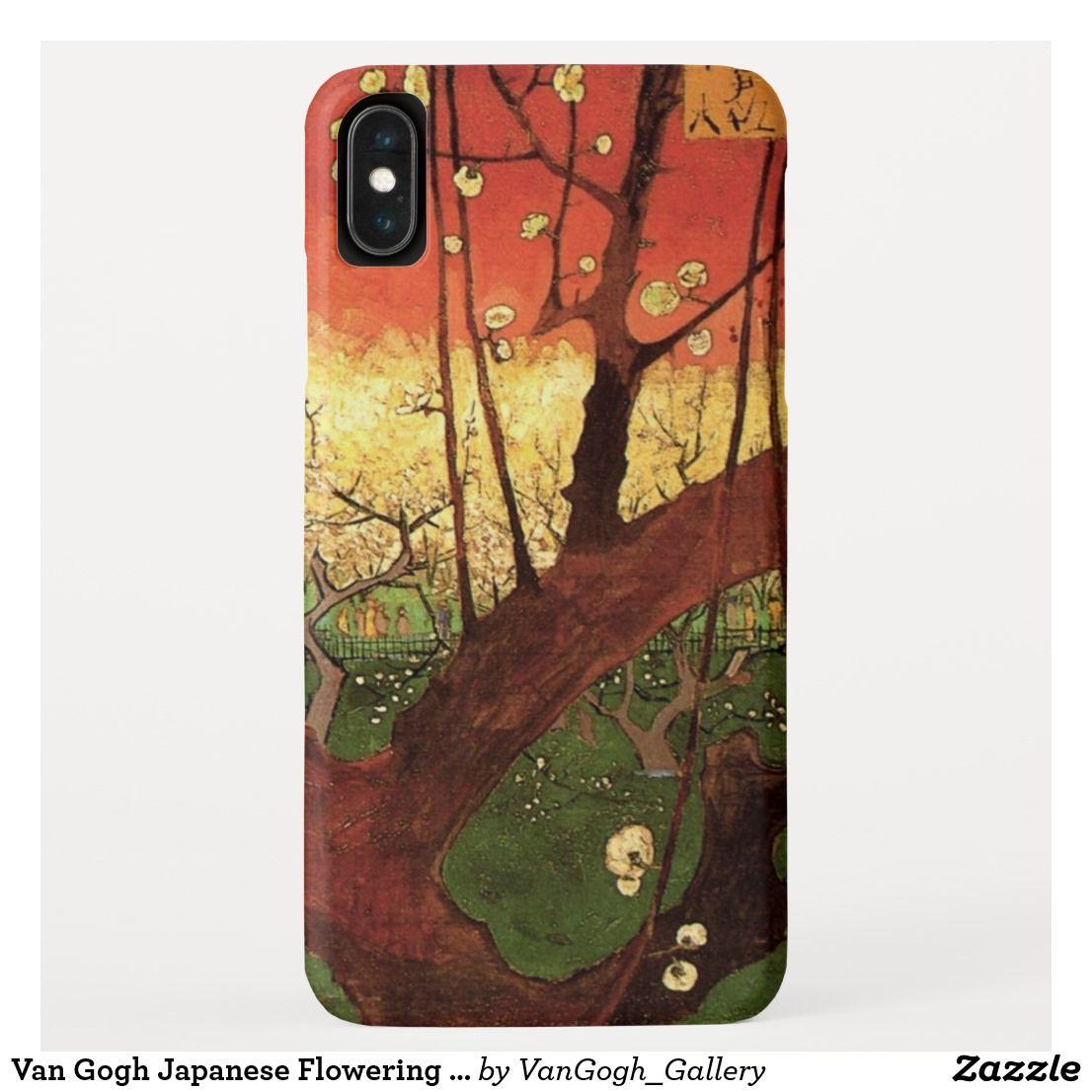 Van Gogh Japanese Flowering Plum Tree Fine Art Case Mate