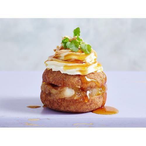 Apple pie doughnuts Recipe Food recipes, Delicious