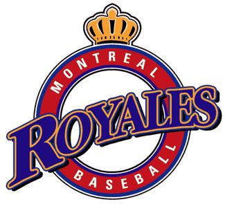 Montrealroyales Png Baseball Teams Logo Baseball League Minor League Baseball
