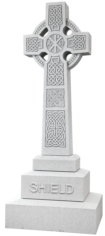 Celtic Crosses 2 Celtic Cross Headstones For Cemeteries High Cross Monument Co Celtic Cross Celtic Cemeteries