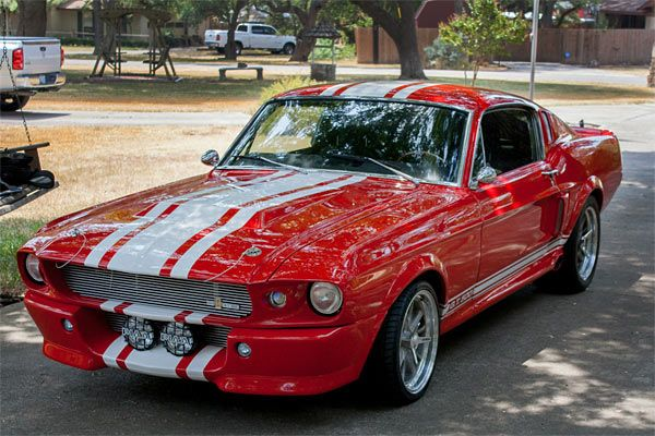 1967 Ford Mustang Gt500 Super Snake Autos Mustang Autos Y
