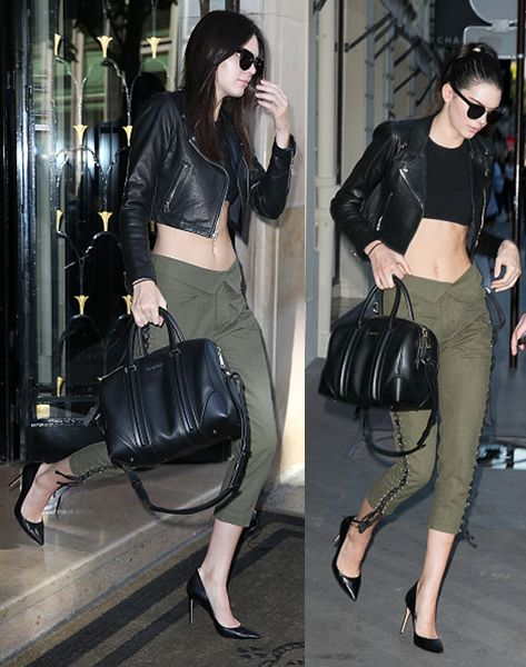 Kendall Jenner hits Paris 44fadc309ab11