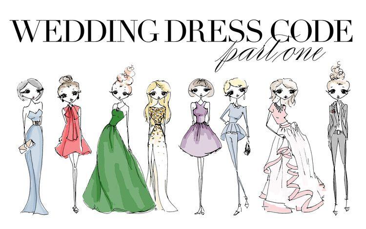 No Worries Wedding Dress Code Explained