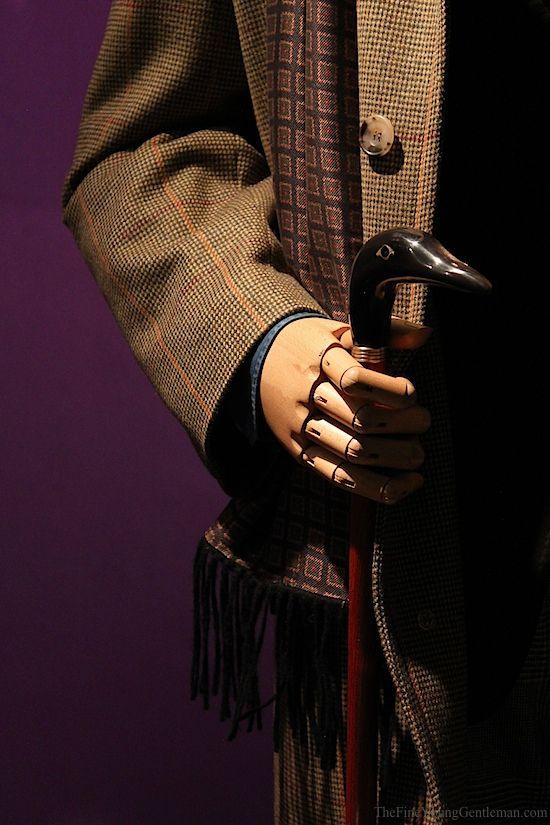 Vitrine da Paul Suart. Foto do site Fine Young Gentleman
