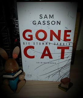 """Samys Lesestübchen: """" Gone Cat """" von Sam Gasson"""