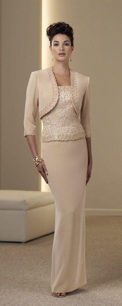 Short Mother Bride Suits