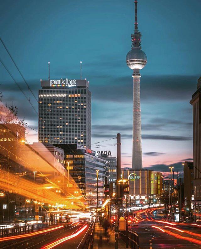 Alexanderplatz Deutschlandkarte Berlin Visit Berlin