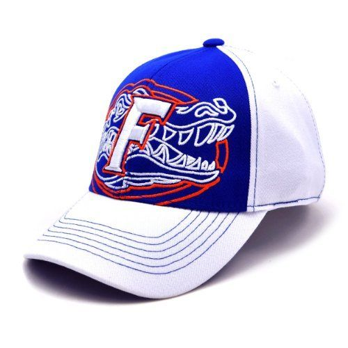 big sale ed917 26741 NCAA Florida Gators Mixer 1 Fit Cap, White, One Size by Top of the