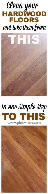 how to take care of hardwood floors