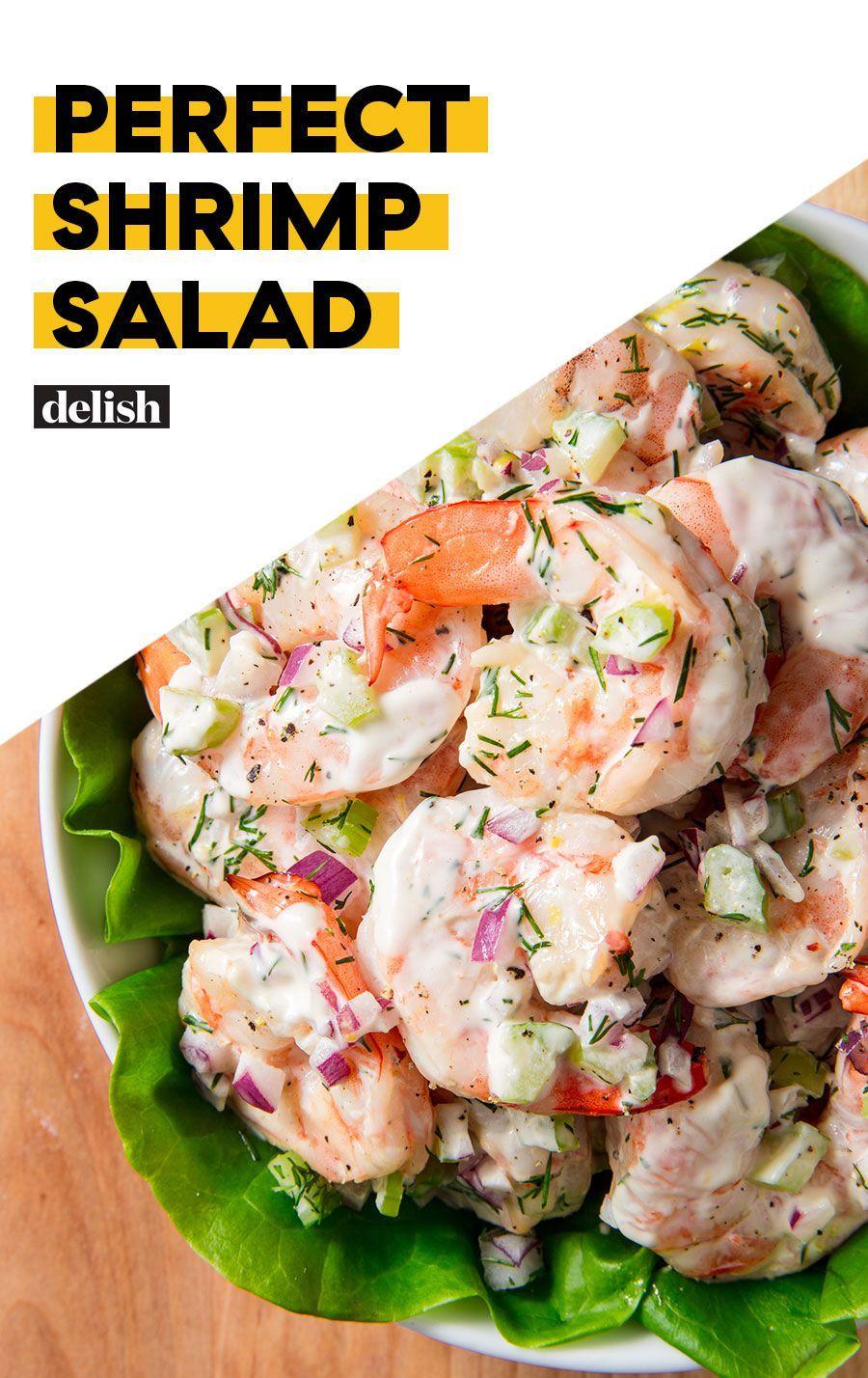Shrimp Salad Recipe Easy