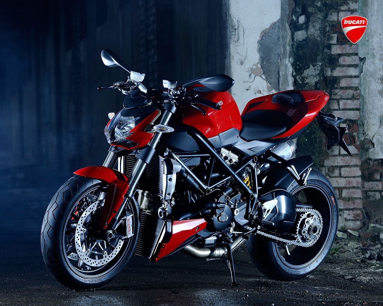 Ducati Streetfighter Wallpapers HD