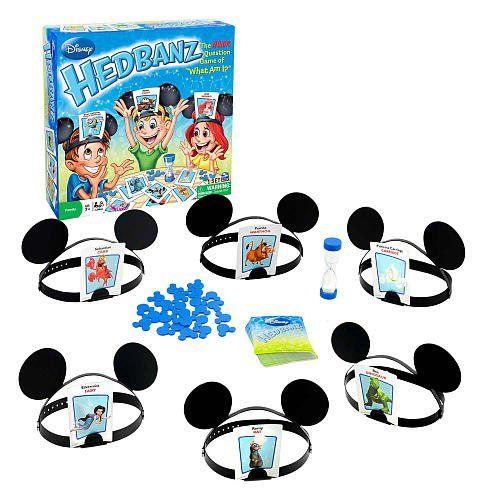 For 7 Year Olds Disney Kids Hedbanz Disney Games Games