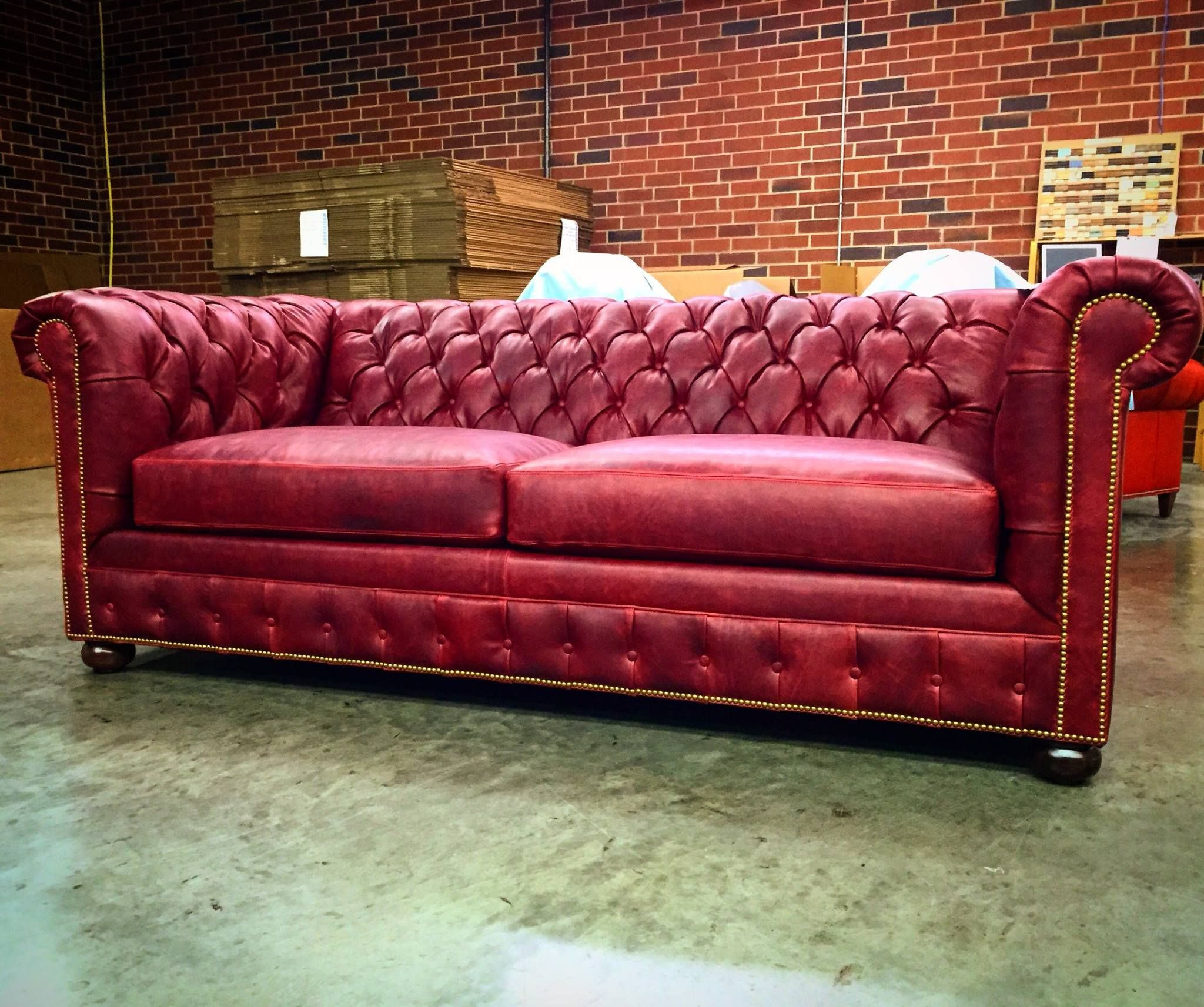 The Irving Custom Traditional Chesterfield Sofas More Classic Chesterfield Sofa Traditional Chesterfield Sofa Sofa